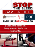Stop The Bleed - Save a life