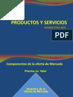 MKT Producto y Servicios