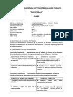 Silabo Organizacion y Contitucion de Empresas
