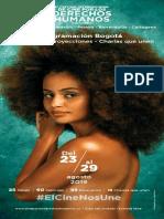 Programación Oficial de Bogotá Sexto Festival de Cine Internacional Por Los Derechos Humanos.