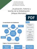 Conceptualización, Historia y Teorías de La Globalización