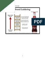 Brand Laddering