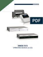 Xweb Evo v 5 3 0 Opr En