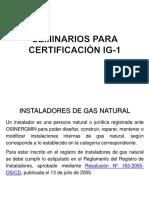 7.- Manual - Seminarios Para Aplicar a La Certificacion IG1