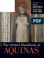 Brian Davies - The Oxford Handbook of Aquinas.epub