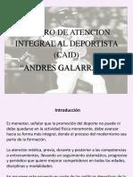 Proyecto Centro de Atencion Integral Al Deportista (CAID)_2