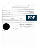 Jeannette DePalma death records