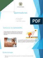 Quemados - QX Plastica
