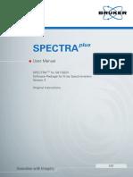 Spectraplusv3 for s8t Doc-m80-Exx109 v1