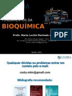 Fundamentos da bioquimica