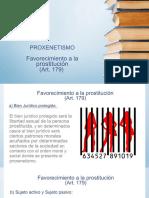 diapositivas proxenetismo