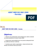 ISO9001 2008 - Revisão
