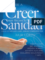 Atrevase a Creer Para Recibir S - Julia Loren