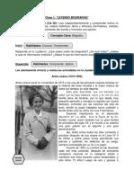 Guía de Apoyo Lenguaje 5º Básico - OCTUBRE