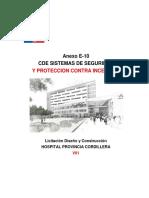 Anexo E-10-Sist de Seguridad y Prot Contra Incendios-HPC-V01