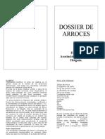 Dossier de Arroces[1]