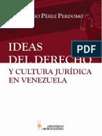 ideas de Derecho y cultura en Venezuela