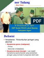 Tumors of Musculoskeletal Kuliah