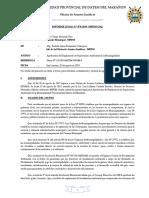 INFORME LEGALL 70-19 Reglamento de Supervisión Ambiental