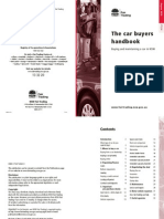 FT224 the Car Buyers Handbook[1]