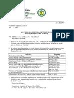 District Memo Brigada 2019 Final Copy
