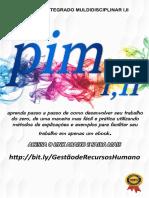 PIM I e II - Recursos Humanos