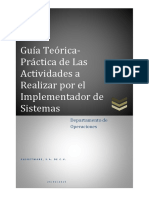 Guia TeoricaPractica Del Implementador