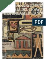 DocGo.net-Oviedo - Breve Historia Del Ensayo Hispanoamericano