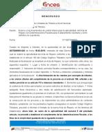 ACTA D. H. C. - ISLR