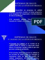 Implement.calidad en Sistemas de Salud