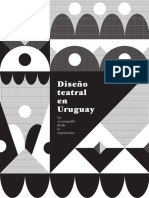 Escenografía en Uruguay