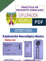 Taller -Examen Neurologico