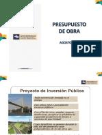 MATERIAL DE CLASE PRESUPUESTO DE OBRA 2015-2.pptx