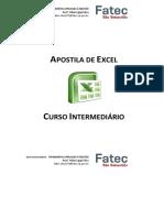 Apostila de Excel Intermediario Fatec 00
