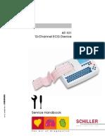 Schiller Service Manual