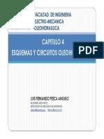 Tipos de Esquemas Oleohidraulicos