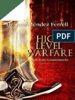 High Level Warfare - Ana Mendez Ferrell