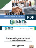 Introducción - Cultura y Clima Organizacional