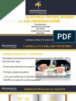 Norma Nia 625, Iso 9011 Auditoria y Control Interno-brenda (2)