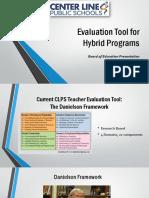 evaluation tool wickersham