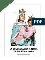 La consagración a María y la nueva alianza