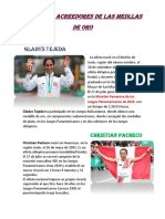 Medallistas Peruanos Acreedores d 2335