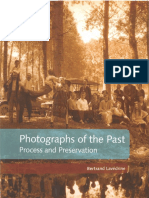 LAVÉDRINE, Bertrand - Photographs of the Past. Process and Preservation