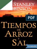 TIEMPOS DE ARROZ Y SAL