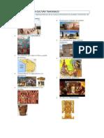 Características de La Cultura Tiahuanaco