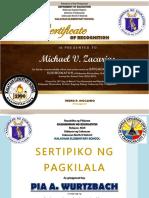 Certificate 102