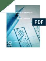 Caderno de fórmulas opções financeiras