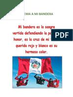 Poema a Mi Bandera