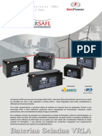 Catalogo Gp12v - Powersafe
