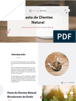 PDF PASTA de DIENTES NATURAL Bicarbonato y Arcilla Blanca Compressed